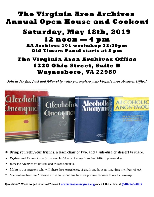 Microsoft Word - VAC archives open house 2019  (1)  (3).docx